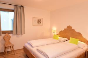 Letto o letti in una camera di Residence Simml & Schlosser