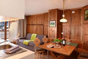 Area soggiorno di Residence Simml & Schlosser