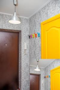 Ванная комната в Apartment Kalina at Kirova 18