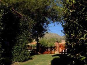 Un jardín fuera de Jardines del Uritorco