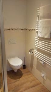 A bathroom at Berghof Moar