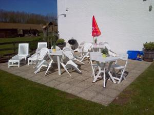 Guests staying at Clubhouse Gites
