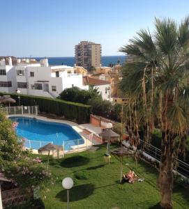 Vista de la piscina de Casa Juana o alrededores