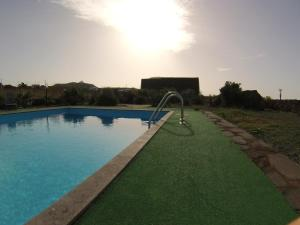 The swimming pool at or near Residence Cuore Mediterraneo