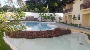 The swimming pool at or near Solar Agua Apartamentos