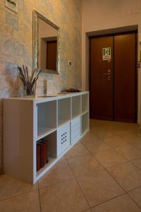 The lobby or reception area at La Casa del Pittore