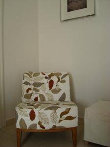 A seating area at Villa Dageraad
