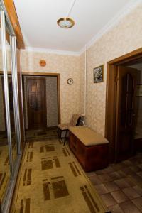 Гостиная зона в Baikalskaya Zhemchuzhinka Leningradskiy Prospekt 4