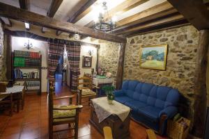 Zona de estar de Apartamentos Rurales Tía Josefa