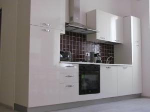 A kitchen or kitchenette at Vatican Luxury House