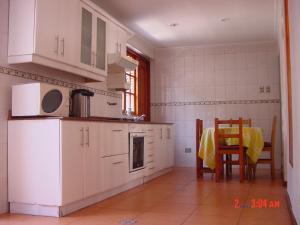 Una cocina o zona de cocina en Casa Cortés