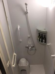 小楽庵にあるバスルーム