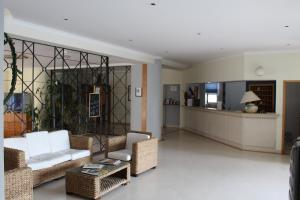 Lobby/Rezeption in der Unterkunft Apartamentos Magnolia Mar