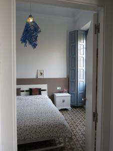A bed or beds in a room at Piso Miju