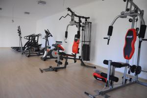 The fitness center and/or fitness facilities at Felicia Residence