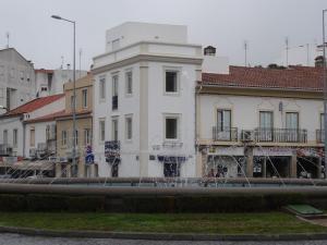 公寓所在的建築