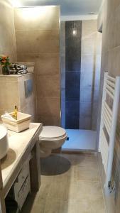 Salle de bains dans l'établissement La petite maison
