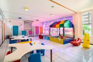 The kid's club at ApartHotel no Gran Solare Lençois Barreirinhas