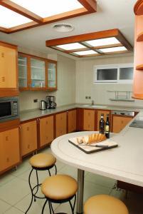 A kitchen or kitchenette at Grand Hyatt Residence