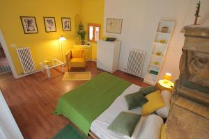 Area soggiorno di Residenza delle Attrici