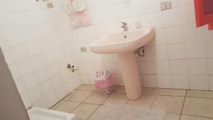 A bathroom at Appartamento San Lorenzo Foggia