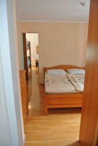 Ein Bett oder Betten in einem Zimmer der Unterkunft Vila Park