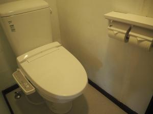 ゲンタ ホステル 東京 スペース 青砥にあるバスルーム