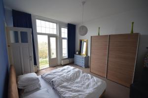 Nieuw Vlissingen Boulevard Evertsenにあるベッド