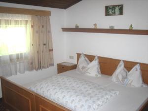 Cama o camas de una habitación en Funerhof