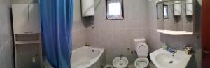 A bathroom at Ivanka Apartment