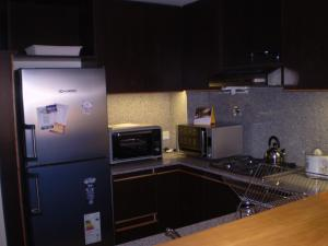 Una cocina o kitchenette en Departamento Edificio Mascardi