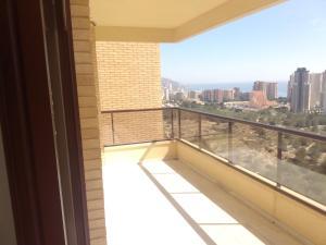 A balcony or terrace at Franteran