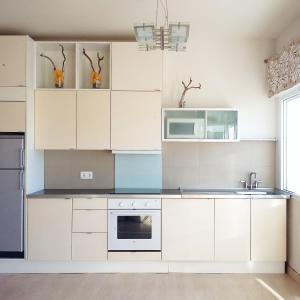 Una cocina o zona de cocina en Apartamento Bellavista