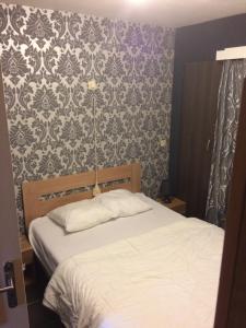 Un ou plusieurs lits dans un hébergement de l'établissement Residentie Maria Lucia