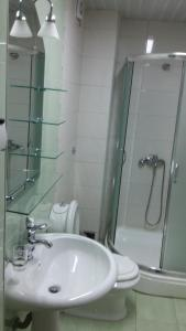 Kupatilo u objektu Boris & Matej Apartments