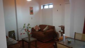 Zona de estar de D´Ensueño Apartament I