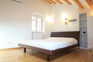 Postelja oz. postelje v sobi nastanitve Cres Design Apartments