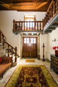 The lobby or reception area at Casa da Fidalga - Villa of 5 bedrooms