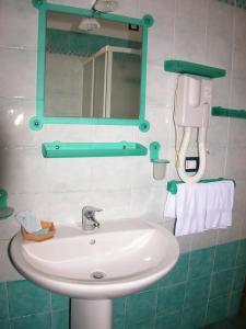 Bagno di Residence Perla Rosa