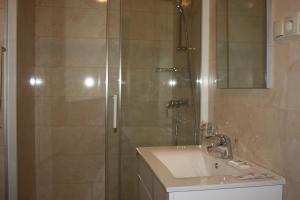 Kupaonica u objektu Apartments Bota