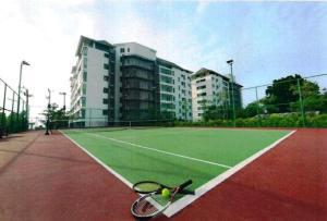 Tennis und/oder Squash in der Unterkunft Condominium The Sanctuary of Truth oder in der Nähe