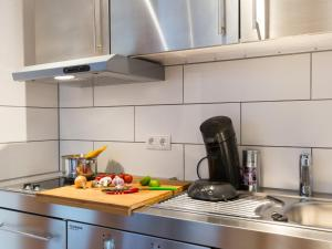 מטבח או מטבחון ב-Ruster Drachennest