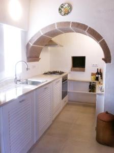 A cozinha ou kitchenette de Casa Marquesa