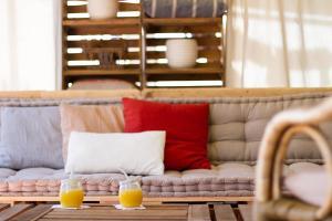Un lugar para sentarse en RC Apartaments Girona Llebre