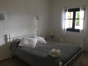 Lova arba lovos apgyvendinimo įstaigoje Résidence l'Alivetu
