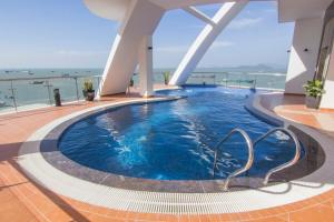 The swimming pool at or near Cassabella Hotel & Apartments
