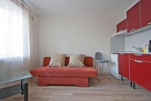 Oleskelutila majoituspaikassa Aedvilja Apartment