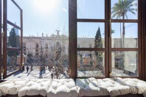Apartamento San Fernando during the winter
