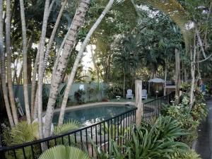 Der Swimmingpool an oder in der Nähe von The Beach Place