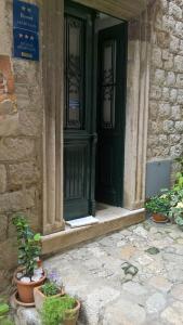 A fachada ou entrada em City Break Dubrovnik Apartments